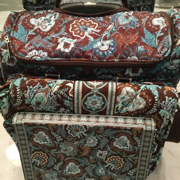 Vera Bradley school and travel set. Java Blue. M 5aedcd533b160894187a8bfc.  Other Bags ... 9e761178598fd